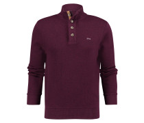 Pullover Jean Girvan Dark Red