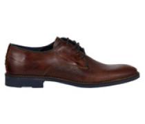 Schuhe Napoli Dunkelbraun