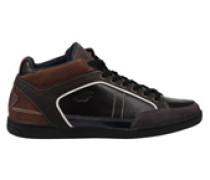 Sneakers Milton Dunkelbraun