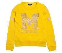Sweatshirt Applewood JR Gold Yellow