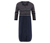 Kleid Courtney Mix Marine