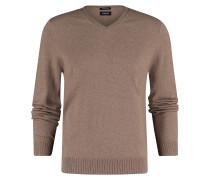 Pullover Loup V-neck Grain