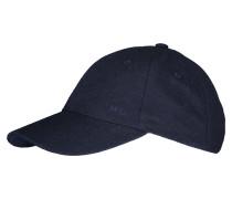 Cap Basic Wool Marine