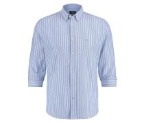 Hemd Dane Oliver Custom Fit Königsblau