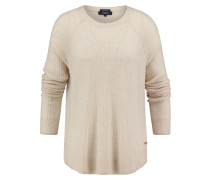 Pullover Uma Cable Beige