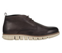 Schuhe Bardolino dunkle Metall