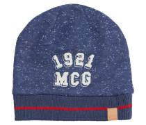 Mütze Karl Yale Blau