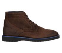 Schuhe Montgomery Cognac