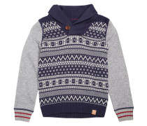 Pullover Paul Pattern Marine