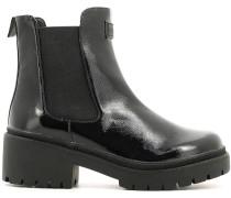 Stiefel PIFXG8983WKA0000 Ankle boots Frauen Black
