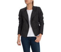 Lederjacke AVA FAUX LEATHER BIKER