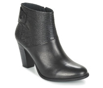 SPM  Stiefelletten Calvin Ankle Boot-Pig Skin Collar and Insock