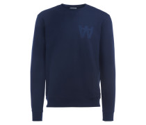 Sweatshirt Sweater Nachtblau