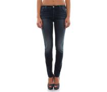 Slim Fit Jeans 6X5J28 5D0CZ DENIM MEDIO JEANS Damen