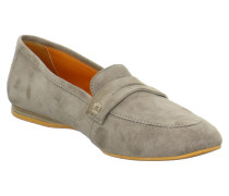 Mokassins Damen Slipper/ Loafer