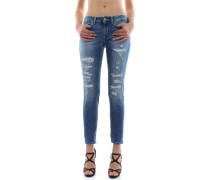 Slim Fit Jeans MONROE P692 DS133D M31 M31 JEANS Damen