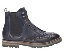 Stiefel BU2603B Desert Boot Herren Spaltleder