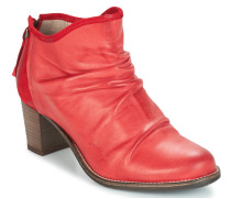 Boots CARTER-RED-004