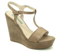Sandalen 29715 - Sandale Keil ANTE TAUPE