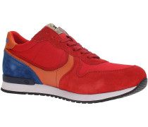 Sneaker L3080225 Sneakers Herren ROSSO