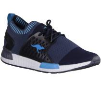 Sneaker 79013-444- Herrenschuhe Sneaker / Schnürschuh, Blau