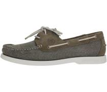 Schuhe SM07804-003 Slip On Herren GREY