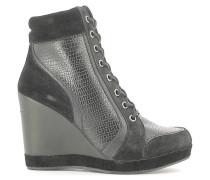 Stiefelletten PIFTB8997WVD0000 Ankle boots Frauen Black