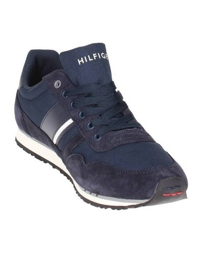 tommy hilfiger herren tommy hilfiger sneaker fm56820262 maxwell3d sneakers herren spaltleder 20. Black Bedroom Furniture Sets. Home Design Ideas