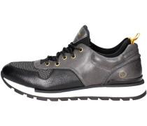 Sneaker BU3043B Niedrige Sneakers Herren Schwarz