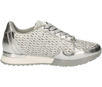 Sneaker 246 Sneakers Frau Silber