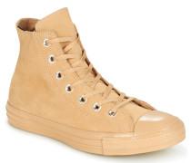 Sneaker CHUCK TAYLOR ALL STAR MONO PLUSH SUEDE HI LIGHT FAWN/LIGHT FAWN/
