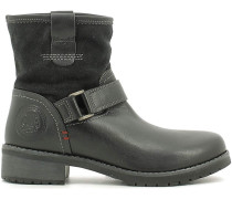 Stiefelletten WL162541 Ankle boots Frauen Black