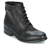 Stiefel LACE UP BOOT LEATHER