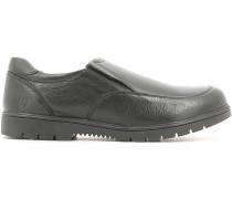 Schuhe SM17703 002 B01 Slip-on Man Black