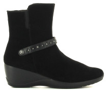 Stiefel 103239 Ankle boots Frauen Black
