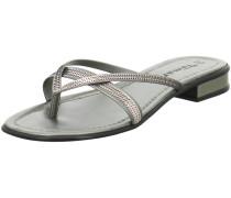 Sandalen Damen Zehensteg-Pantoletten
