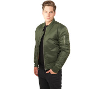 Blouson Basic Bomber Jacket