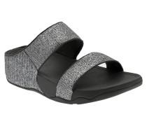 Hausschuhe lulù superglitz slide fascia sandali sandale