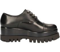 Schuhe CLE103220 Slip on Frau Schwarz