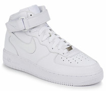 Sneaker AIR FORCE 1 MID 07 LEATHER