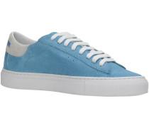 Sneaker 2V7044/A484 Sneakers Damen Spaltleder
