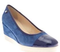 High Heels SFW102430 Pumps Frau Blau