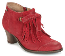 Boots VIOLETTE-RED-020