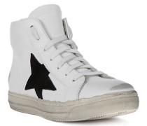 Sneaker GO VITELLO BIANCO