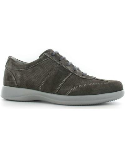 Stonefly Herren Sneaker 108515 Klassiche schuhe Man Grau