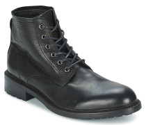 Blackstone  Stiefel MID LACE UP BOOT LEATHER