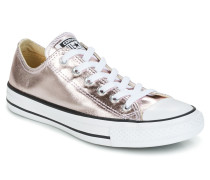 Sneaker CHUCK TAYLOR ALL STAR METALLIC CANVAS OX ROSE QUARTZ/WHITE/BLACK