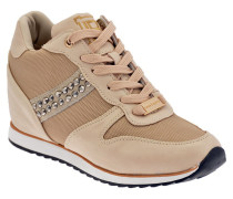 Sneaker 487 wedge