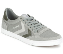 Hummel  Sneaker TEN STAR DUO CANVAS LOW