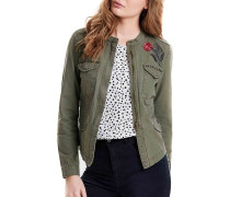 Jeansjacke AUSTIN ROSE PATCH JACKET